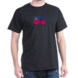 Liechtenstein Black T-Shirt