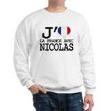 Nicolas - election Sweats