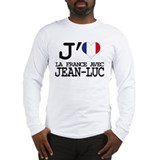 Jean Luc - election Long Sleeve T-Shirt