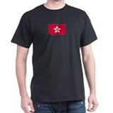 Hong-Kong Black T-Shirt
