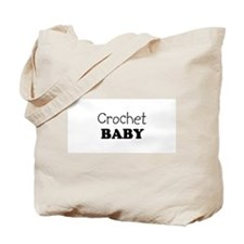 Crochet Baby Tote Bag