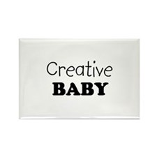 Creative Baby Rectangle Magnet