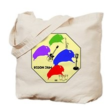 WMM BISON JAM Tote Bag