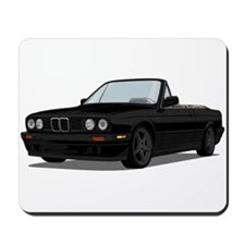 BMW E30 Convertible Mousepad