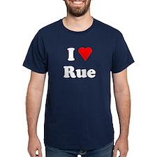 I Heart Love Rue T-Shirt