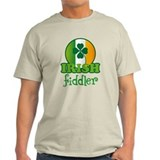 Irish Fiddler  T-Shirt