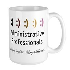 Working Together Mug