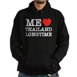 ME LOVE THAILAND LONGTIME Hoodie