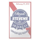 Shred for Stevens Pass Decal