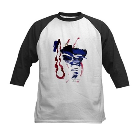 The River Kids Baseball Jersey