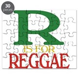 R is for Reggae Puzzle