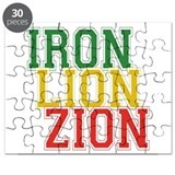 Iron Lion Zion Puzzle