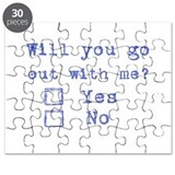 Will you go out with me? Puzzle
