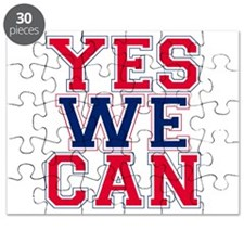 YES WE CAN Puzzle