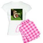 Butterfly pic Women's Light Pajamas