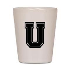 U Shot Glass