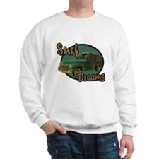 California Surf Dreams Woody Sweatshirt