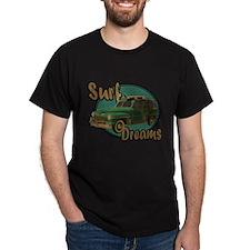 California Surf Dreams Woody T-Shirt