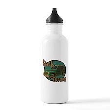 California Surf Dreams Woody Water Bottle