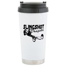 slingshot dragster Ceramic Travel Mug