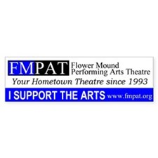 FMPAT - Support Bumper Bumper Sticker