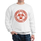 Zombie Outbreak Response Team Sweater