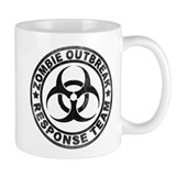 Zombie Outbreak Response Team Coffee Mug