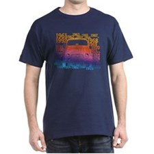 Renault 4 Hippy T-Shirt