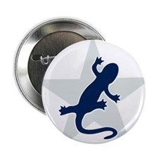 "Newt - Blue/Grey 2.25"" Button (100 pack)"