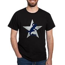 Newt - Blue/Grey T-Shirt