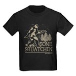 Gone Squatchin Kids Dark T-Shirt