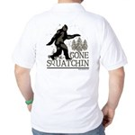 Gone Squatchin Golf Shirt