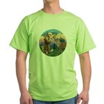 StFrancis-Pony Green T-Shirt