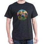 StFrancis-Pony Dark T-Shirt