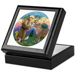 StFrancis-Pony Keepsake Box