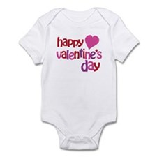 Happy Valentine's Day Infant Bodysuit