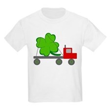 Unique Childrens irish T-Shirt