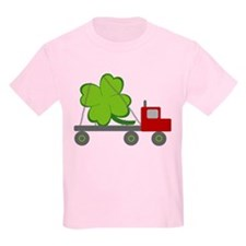 Cute Childrens irish T-Shirt