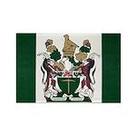 Rhodesia Flag Rectangle Magnet (100 pack)