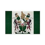 Rhodesia Flag Rectangle Magnet (10 pack)