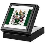 Rhodesia Flag Keepsake Box