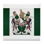 Rhodesia Flag Tile Coaster