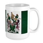 Rhodesia Flag Large Mug
