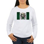 Rhodesia Flag Women's Long Sleeve T-Shirt
