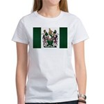 Rhodesia Flag Women's T-Shirt