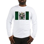 Rhodesia Flag Long Sleeve T-Shirt