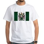 Rhodesia Flag White T-Shirt