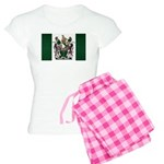 Rhodesia Flag Women's Light Pajamas