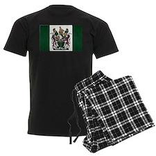 Rhodesia Flag Pajamas