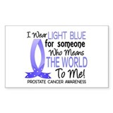 Means World To Me 1 Prostate Cancer Shirts Decal